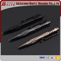 Aluminum nice multifunctional metal writing tools bodyguard for emergency / Tactical Pen B5 for safeguard