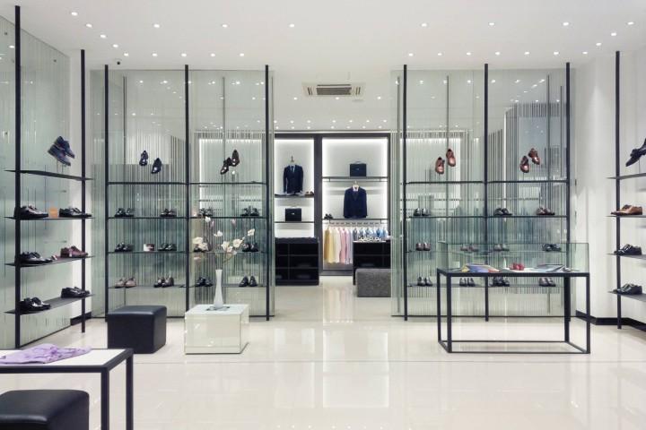 775b393dd743 Гидравлические экструдер дисплей одежды и выставочная полка для ботинок для  дизайна украшения магазина сумки