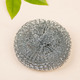 dish scourer,metal wire scourer sponge for kitchen cleaning