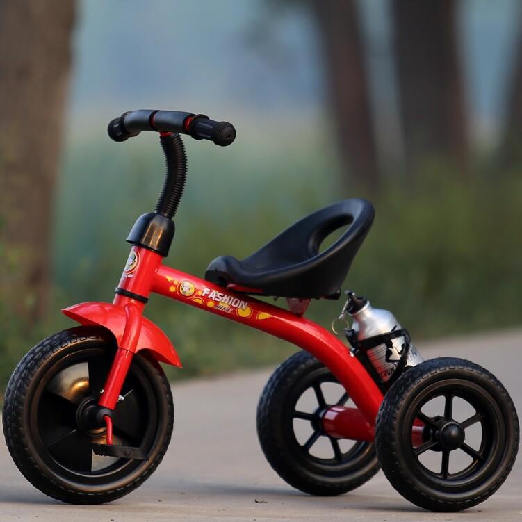 cute-baby-boy-girl-first-walkers-kid-bike-Foam-wheel ...