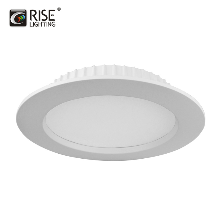 ISO approved factory super slim smd led ceiling downlight from rise lighting