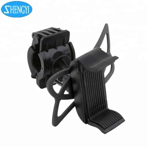 Car Mount Silicone Rubber Band Mobile Phone Holder Bike Holder Motorcycle Cellphone Holder For E Bike