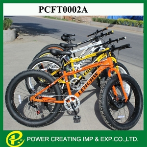 Factory direct supply multi colours 4.0tire fat tire dirt bike fat bike prices fat tire bicycle