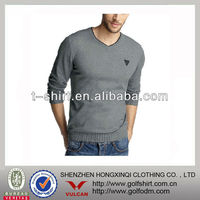men's high quality knitted sweater