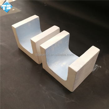 Aluminum Silicate Launder Applied In Conveying Molten Aluminum In Low Die  Casting - Buy Aluminum Silicate Launder Product on Alibaba com