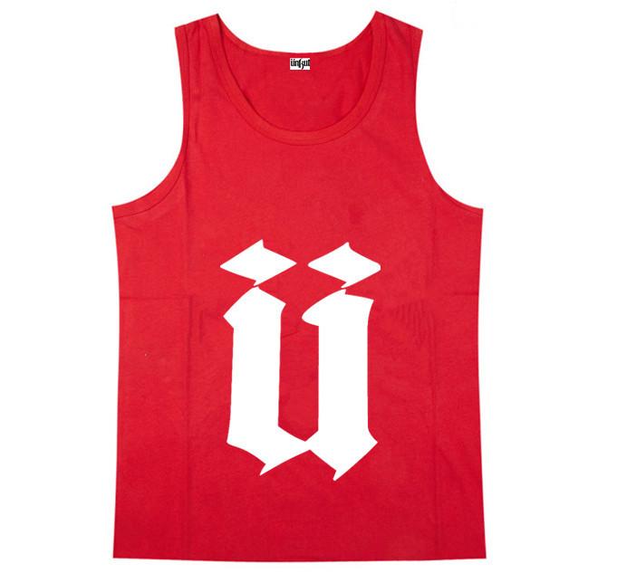 7e86935af26cbe Get Quotations · wholesale unkut mens tank top vest free shipping new  design unkut mens tee shirt hot