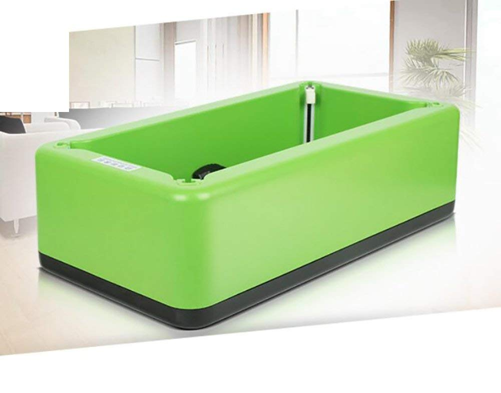 G&X Shoe Cover Dispenser Automatic FREE Disposable Shoe Covers For The Home, Hygiene Areas, Boats, Yachts, Food 4 Colors