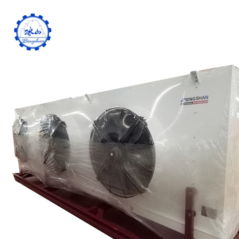 Bingshan Good selling evaporator blower fan and condenser used in refrigeration