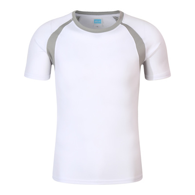 Soft & comfortable fashion quick dry T-shirt/dry fit breathable cool style sports t-shirt for men