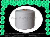 cotton poly blending yarn silk yarn 6s 12s 16s 20s