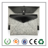 Hot selling polyester felt fashion laptop bag