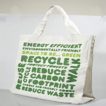 Eco Friendly Funny Classic Cotton Material Make Reusable Canvas ...