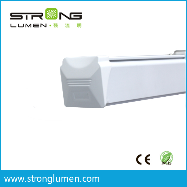 Shenzhen Factory Linkable 130lm/W LED Trunking System 50w dimmable LED Linear Light