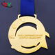 Free design custom manufacture superior quality challenge gold medal