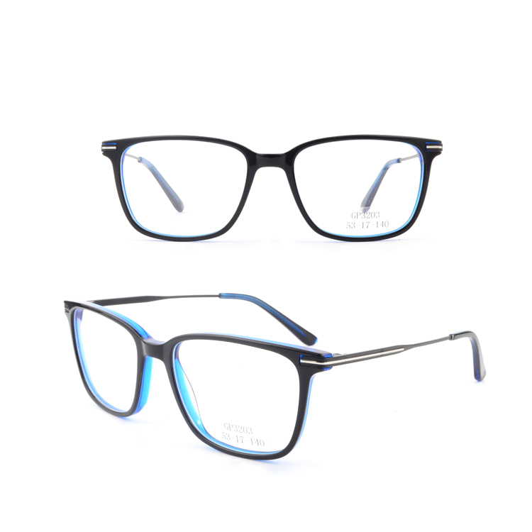 1a161cbf854 2019 Wholesale fashion acetate man glasses hot sale eyeglasses optical  eyewear frames