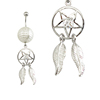 Wholesale!The latest fashion body piercing China supply fake belly button ring