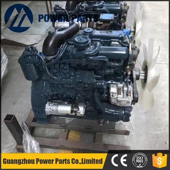 Genuine New Kubota V2403 Engine Assembly V2403 Complete Engine For Sale -  Buy V2403 Engine Assembly,Kubota Engine Assy,V2403 Complete Motor Product  on