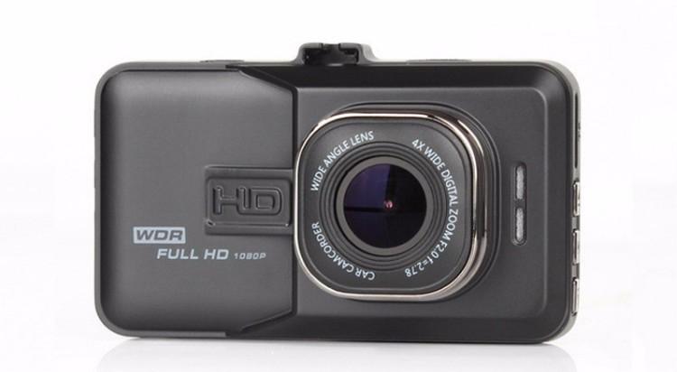 T636 NTK 96223 motion detect dual lens 1080p full hd vehicle blackbox dvr user manual dvr camera