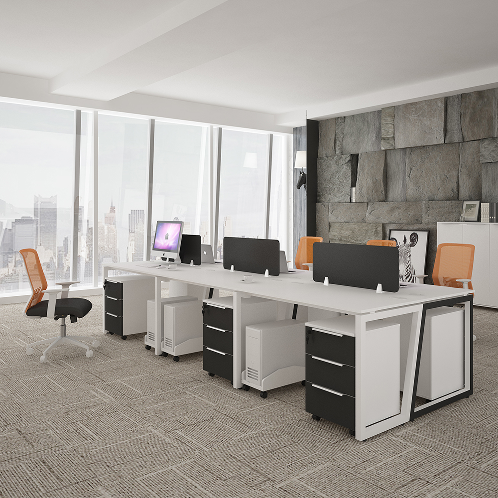 Modern Office Workstation Furniture Modular Office Furniture Workstation Desk