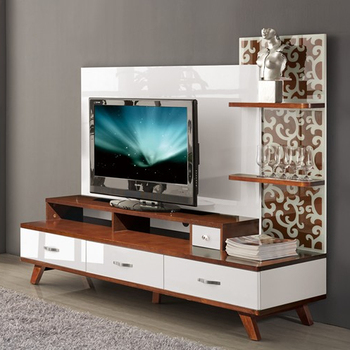 Wooden Living Room Furniture Tv Stand