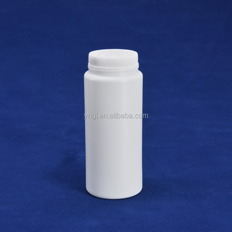 100ml HDPE bottle baby talcum powder bottle