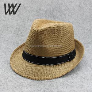 9f8f466514e73 China straw fedora hats wholesale 🇨🇳 - Alibaba