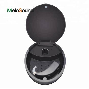 Melo Swan-RS11P- Digital Rechargeable Hearing Aid for elders with hearing loss