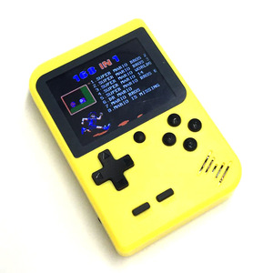 US Version Portable Game Console 2.8 Inch Built-In 168 Childhood Classic Games Handheld Video Game Player