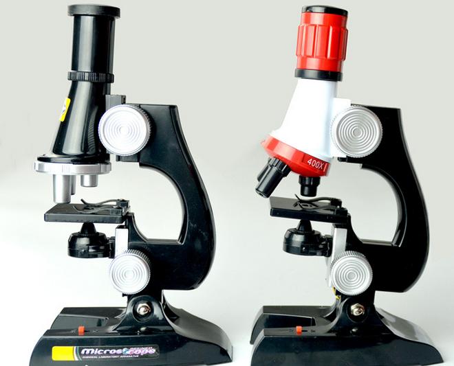 Eğitim oyuncak 100x 1200x akıllı bilim ile stereo mikroskop optik