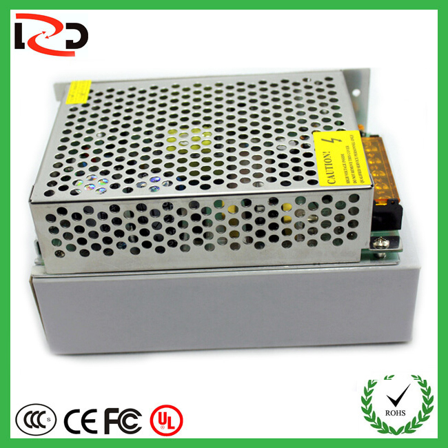 Single Output Switching 12V 5A Mini ATX Power Supply for LED Strip