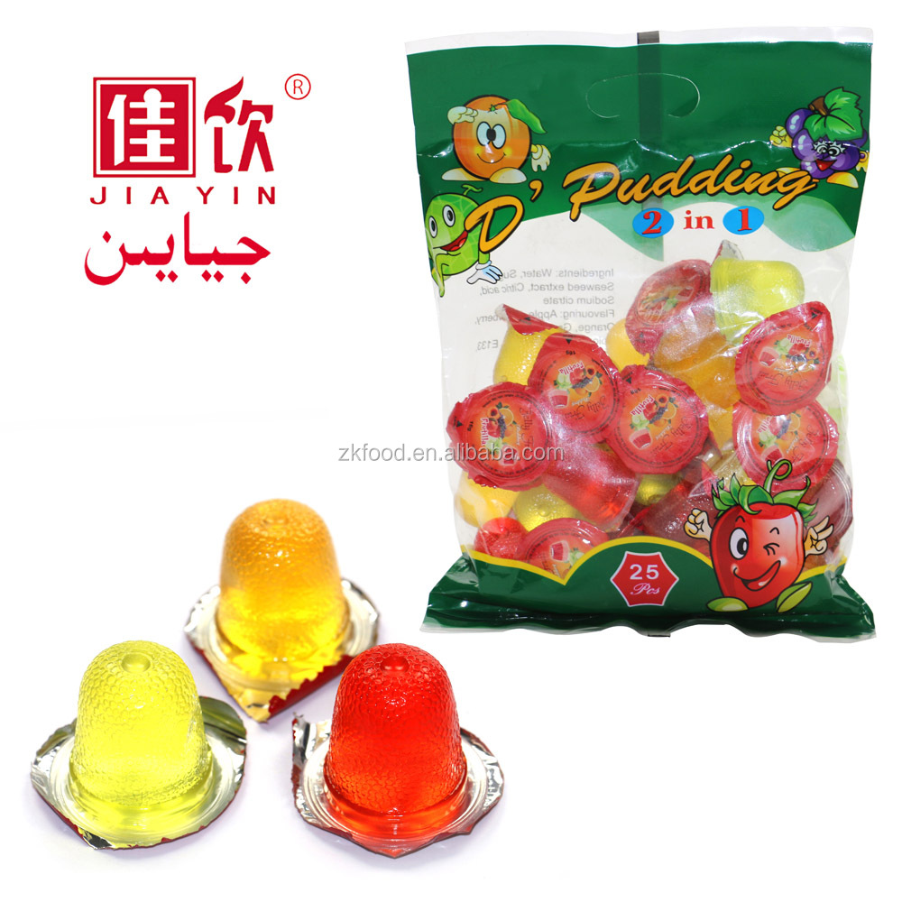 QS and HALAL certificated 16g mini lychee jelly candy in bags