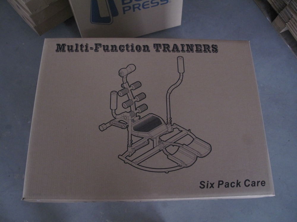 six in one exercise machine