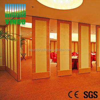 Soundproof Partition Living Room Partition Folding Interior Wood Partition  Walls