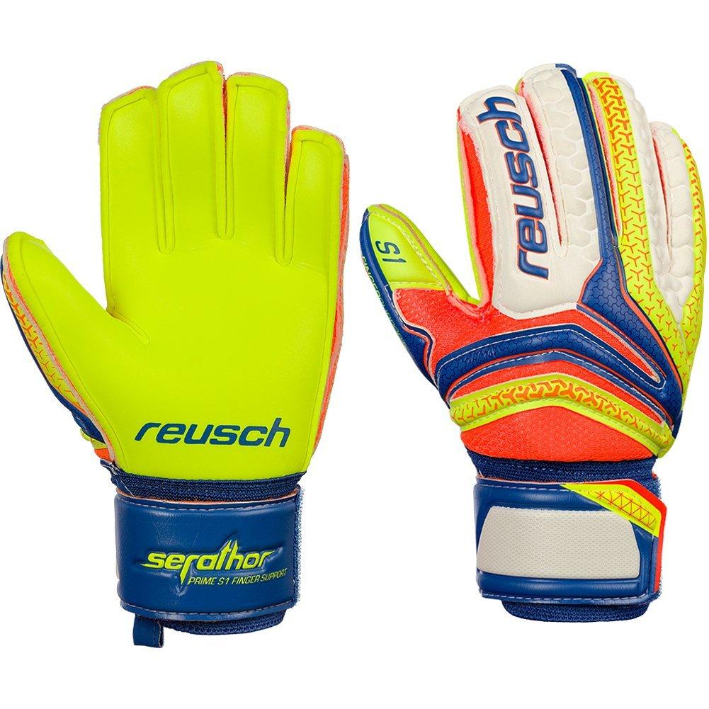 db6c9ed9b Buy Reusch Serathor Prime S1 Finger Support Junior Goalkeeper Gloves ...