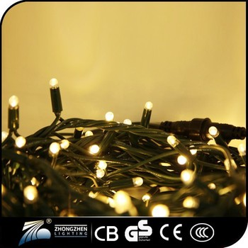 outdoor and indoor christmas solar mini lights led string wholesale
