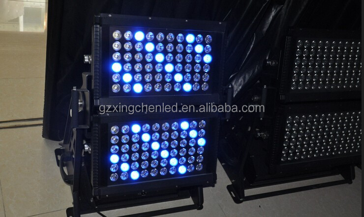 Outdoor Dmx512 Control Led City Wall Washer Light 1200w 120pcs 10w ...