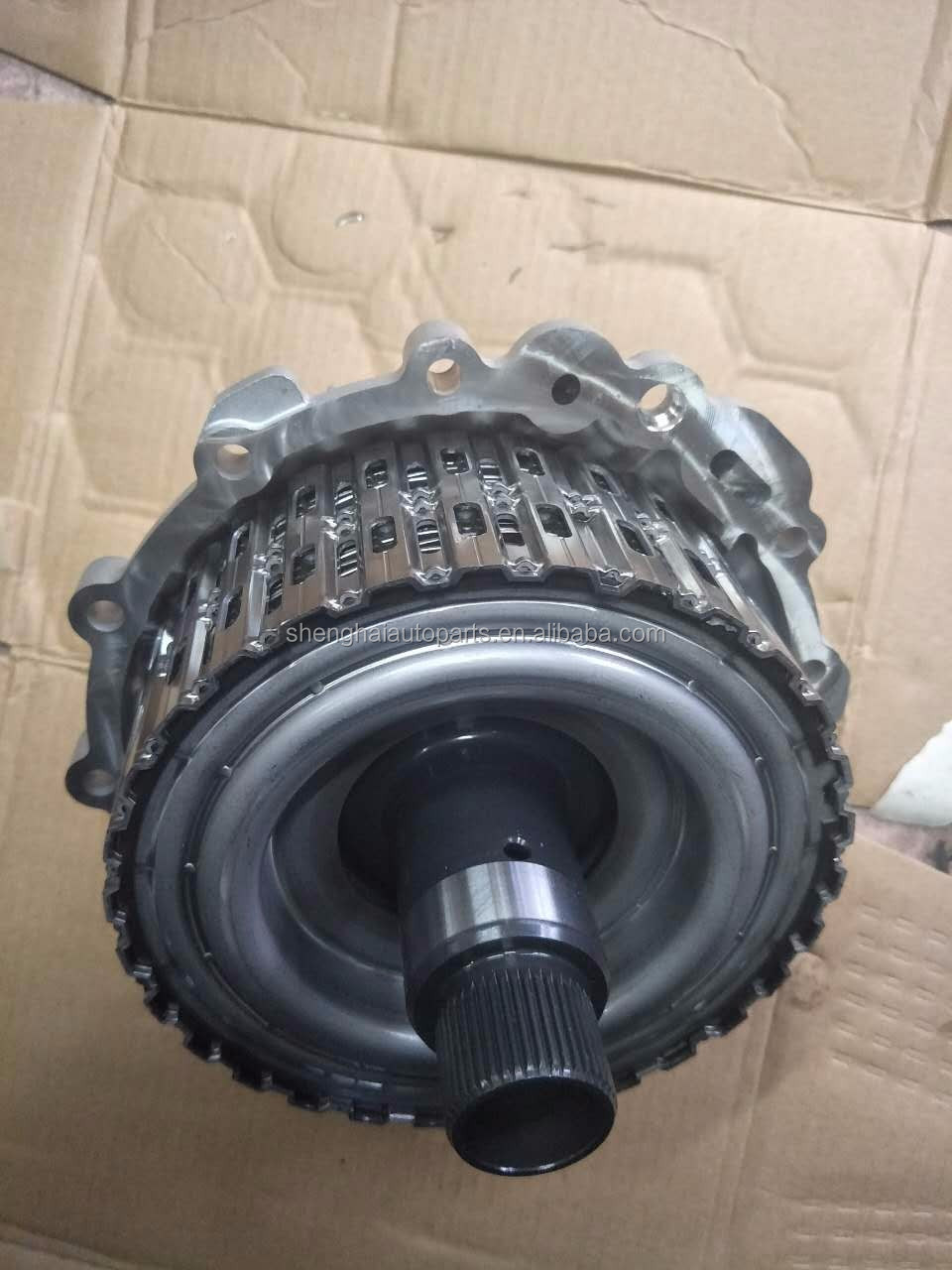 0DN DSG auto 7speed Transmission Clutch 0DN141029 For A4