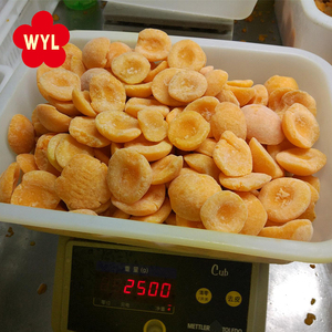 Best quality low price IQF frozen style fresh apricot half