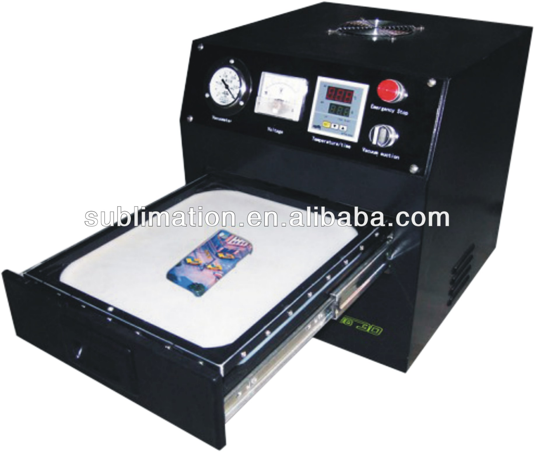 Best price 3D film sublimation machine/3d sublimation vacuum transfer machine