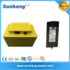 Customized design high power rechargeable lifepo4 battery 48v 40ah with plastic case for electric scooter