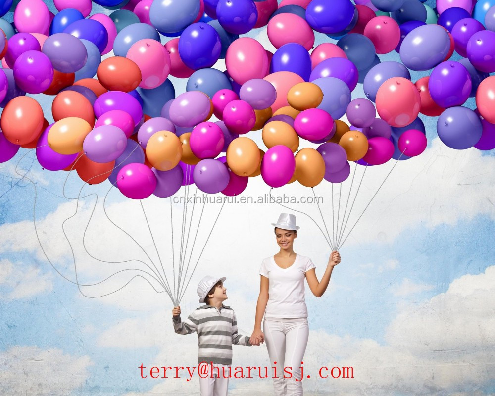 Customized cartoon character balloons large latex balloons bunch balloons