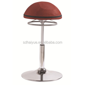 Hot Mesh Bar Chair Red Soft Fabric Stool Top Quality Best Por