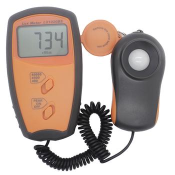 Nice Digital Illuminance Meter Electronic Light Meter Instrument To Measure  Light Intensity LX1020BS Sanpometer Idea