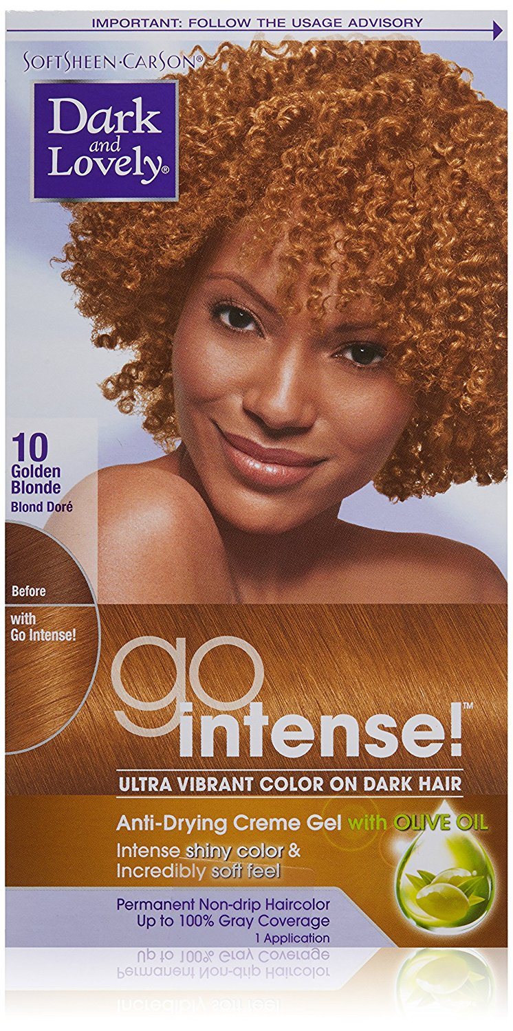 Buy Softsheen Carson Dark And Lovely Go Intense Ultra Vibrant Color