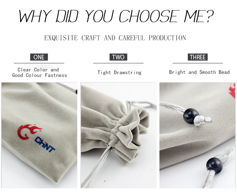 Global Certificated Shopping Organic Cotton Gift Bag