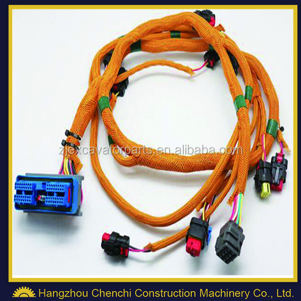 Engine wire harness 296-4617 for E320D excavator