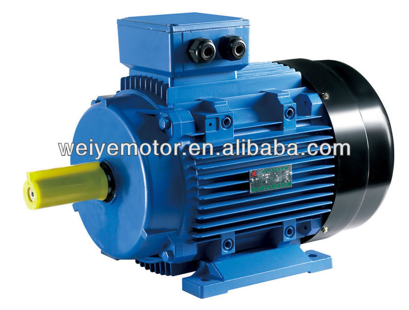 MS90l-4 1400RPM waterproof three-phase electric motor 1.1KW 1.5HP