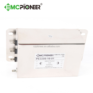 10A PE3200-10-01 three phase three line EMI Inverter voltage filter