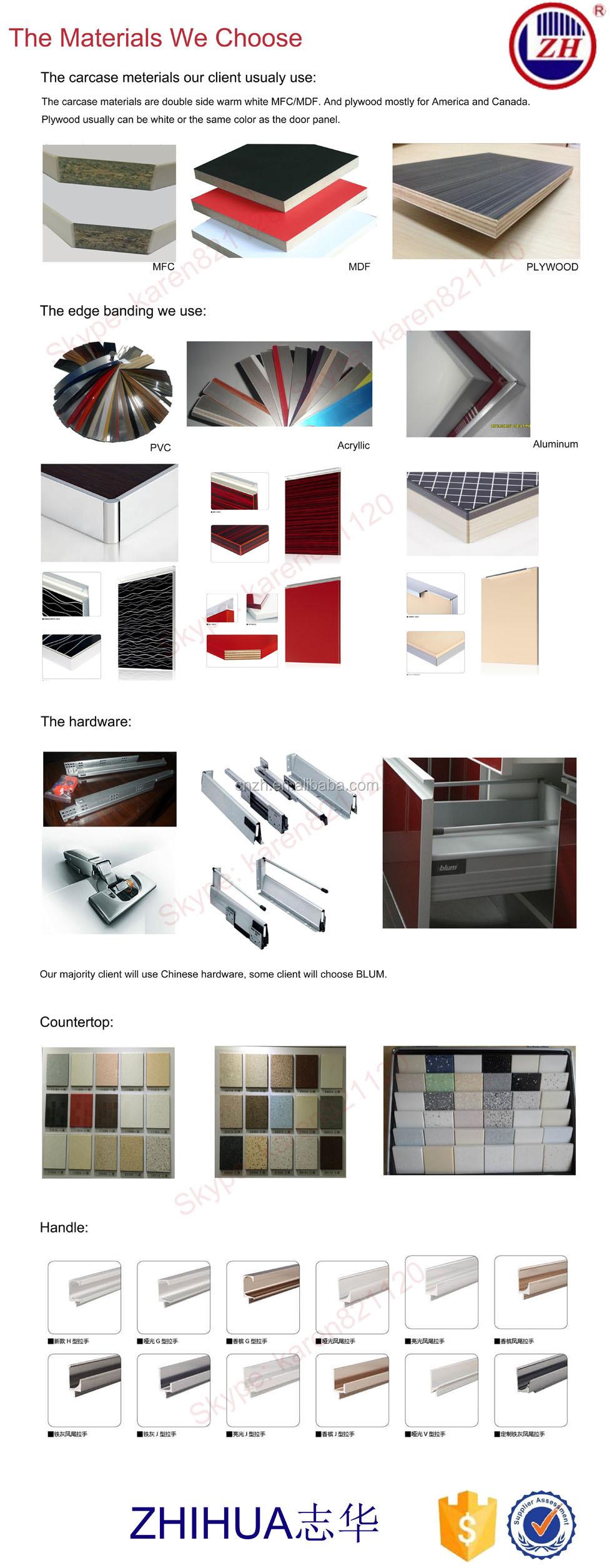 Kitchen Furniture /acrylic Mdf Kitchen Cabinet/ Kitchen Cupboard ...
