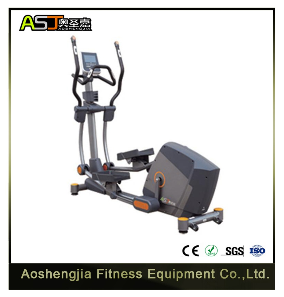 New SGS and ISO Approved Commercial Elliptical Machine ASJ-9300/cardio machine/oxygen fitness equipment